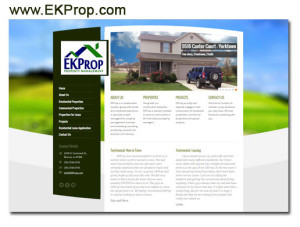 ekpropwebsitescreenshot